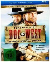 Doc West - Nobody schlägt zurück, 1 Blu-ray (Collectors Edition)