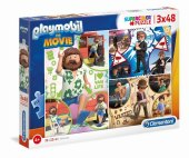 Playmobil the Movie (Kinderpuzzle)