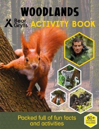 Woodland Activity Book