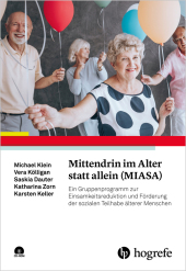 Mittendrin im Alter statt allein (MIASA), m. CD-ROM