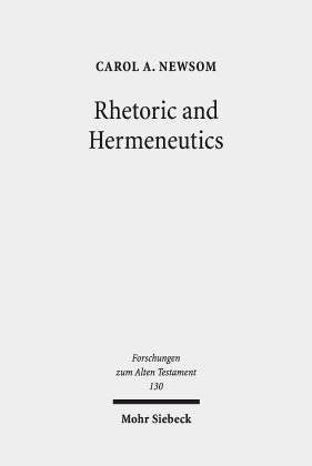 Rhetoric and Hermeneutics