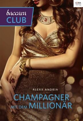 Champagner mit dem Millionär