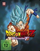 Dragonball Z: Resurrection 'F', 1 Blu-ray + 1 DVD (Steelbook - Limited Edition)