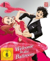 Welcome to the Ballroom, 1 DVD