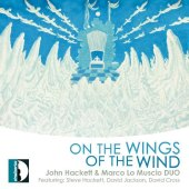 On the Wings of the Wind, 1 Audio-CD