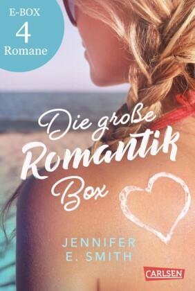 Die große Romantik-Box: 4 Liebesromane von Jennifer E. Smith