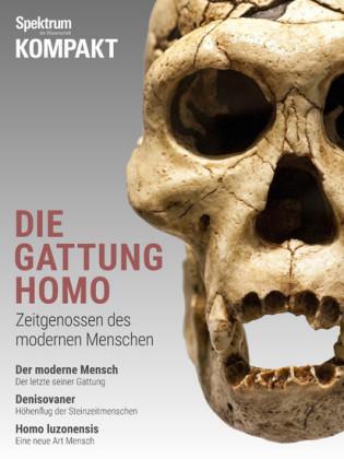 Spektrum Kompakt - Die Gattung Homo