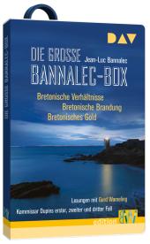 Die große Bannalec-Box, 1 USB-Stick