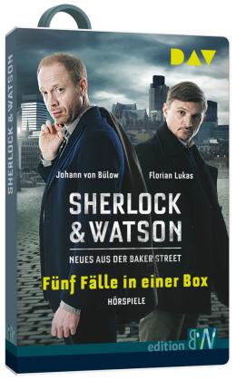 Die Sherlock & Watson-Box
