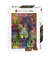 Lion's Heart Standard (Puzzle)
