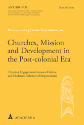 Churches, Mission and Development in the Post-colonial Era