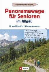 Panoramawege für Senioren Allgäu Cover