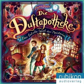 Die Duftapotheke - Das falsche Spiel der Meisterin, 1 MP3-CD