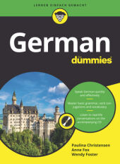 German für Dummies, m. Audio CD Cover