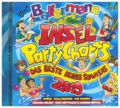 Ballermann Inselpartycharts - Das Beste Deines Sommers 2019, 2 Audio-CD