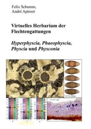 Virtuelles Herbarium der Flechtgattungen