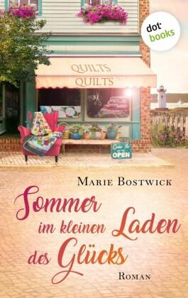Sommer im kleinen Laden des Glücks