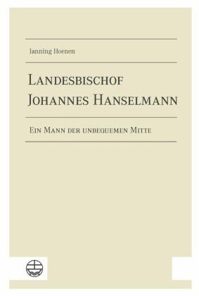 Landesbischof Johannes Hanselmann