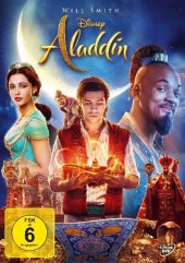 Aladdin (2019), 1 DVD Cover