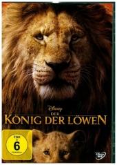 Der König der Löwen (2019), 1 DVD Cover