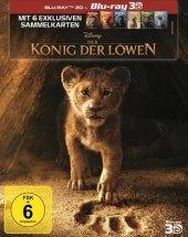Der König der Löwen (2019) 3D, 2 Blu-rays
