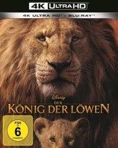Der König der Löwen (2019) 4K, 1 UHD-Blu-ray