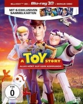 A Toy Story: Alles hört auf kein Kommando 3D, 3 Blu-ray (Special Edition)