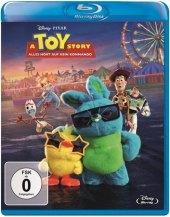 A Toy Story: Alles hört auf kein Kommando, 1 Blu-ray