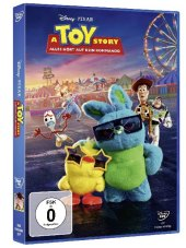 A Toy Story: Alles hört auf kein Kommando, 1 DVD Cover