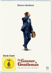 Ein Gauner & Gentleman, 1 DVD Cover