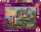 Mickey & Minni (Puzzle)