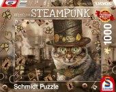 Steampunk Katze (Puzzle)