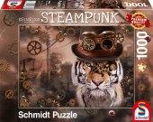 Steampunk Tiger (Puzzle)