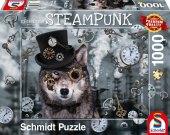Steampunk Wolf (Puzzle)