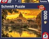 Goldenes Licht über Rom (Puzzle)