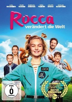 Rocca verändert die Welt, 1 DVD