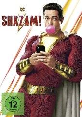 Shazam!, 1 DVD Cover