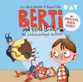 Berti und seine Brüder - Die Schokoladenkugel des Bösen, 2 Audio-CDs