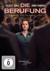 Die Berufung - Ihr Kampf um Gerechtigkeit, 1 DVD Cover