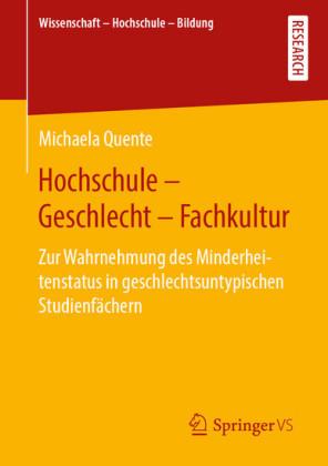 Hochschule - Geschlecht - Fachkultur