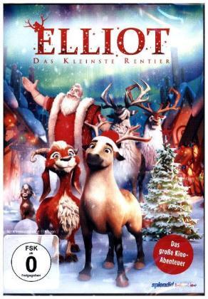 Elliot - Das kleinste Rentier, 1 DVD