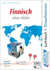 ASSiMiL Finnisch ohne Mühe - Audio-Plus-Sprachkurs - Niveau A1-B2