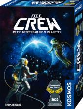 Die Crew reist gemeinsam zum 9. Planeten (Spiel)