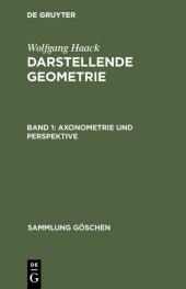 Axonometrie und Perspektive