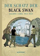 Der Schatz der Black Swan Cover