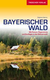 Reiseführer Bayerischer Wald Cover