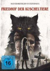 Friedhof der Kuscheltiere, 1 DVD Cover