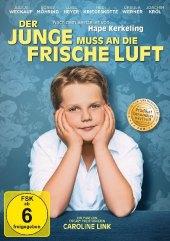 Der Junge muss an die frische Luft, 1 DVD Cover
