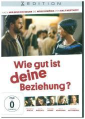 Wie gut ist deine Beziehung?, 1 DVD Cover