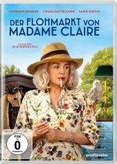 Der Flohmarkt von Madame Claire, 1 DVD Cover